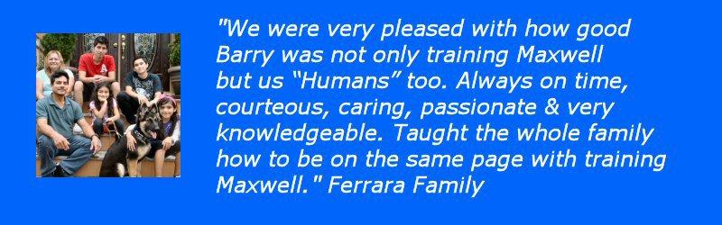great testimonial